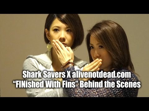 alivenotdead - We are pleased to announce that the launch of our partnership with SHARK SAVERS Hong Kong to create a special series of their