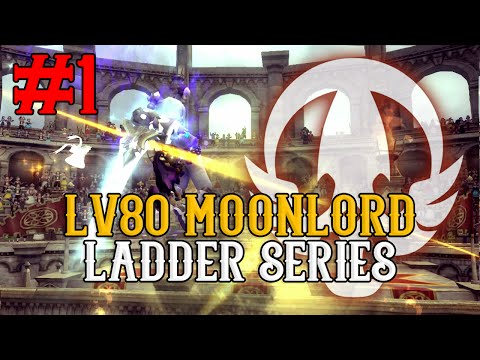 #1 REKTDEMPTION, ROAD TO 2000+ Ratings - Lv80 Moonlord Ladder Series - Dragon Nest