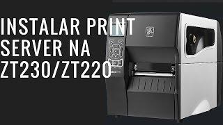 Instalando print Server