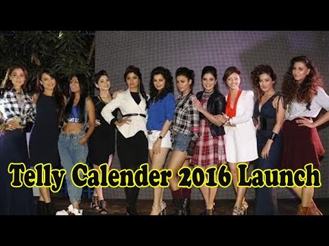 Video Surbhi Jyoti, Nia Sharma And More Attend Telly Calender 2016 Launch | 22nd December 2015 download in MP3, 3GP, MP4, WEBM, AVI, FLV January 2017