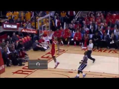 Trevor Ariza straight picks Kevin Durant's pocket