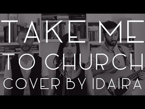 Video Idaira y Enrique Anaut de OT en el cover de Take me to church de Música