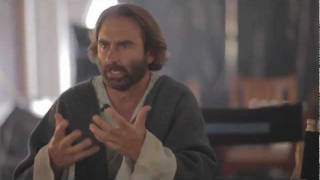 Apostle Peter And The Last Supper -Behind The Scenes