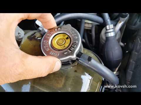 Масло в системе охлаждения двигателя причины форд транзит снимок