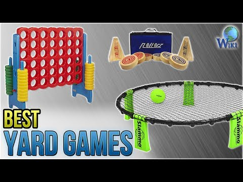 10 Best Yard Games 2018