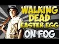 "COD Ghosts - ""THE WALKING DEAD"" Dale Easter Egg on ""FOG"" (Call of Duty)"