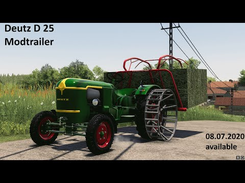 Deutz D25 v0.9 Beta