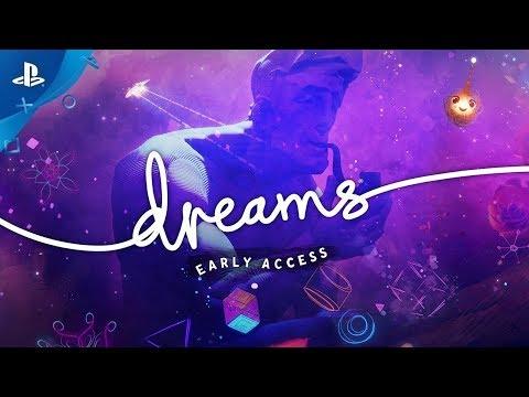 Trailer de lancement de Dreams