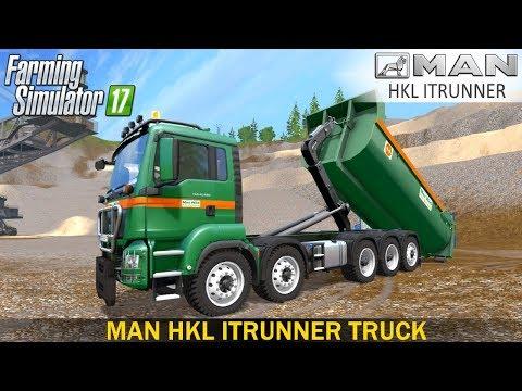 MAN HKL ITRUNNER Max Wild EDITION v1.0