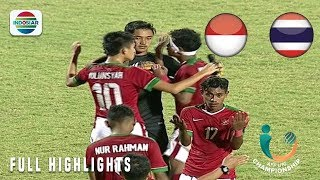 Video Momen Adu Pinalti Antara Indonesia vs Thailand | AFF U-16 Championship 2018 MP3, 3GP, MP4, WEBM, AVI, FLV Januari 2019