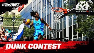 Justin 'Jus Fly' Darlington (CAN) absolutely dominated the FIBA 3x3 World Tour Saskatoon Masters Dunk Contest with a couple of big time dunks over a man standing and his signature cartwheel jam.Subscribe to the FIBA3x3 channel: http://bit.do/SubscribeFIBA3x3More on:http://twitter.com/FIBA3x3http://www.facebook.com/FIBA3x3http://fiba3x3.comhttp://instagram.com/FIBA3x3