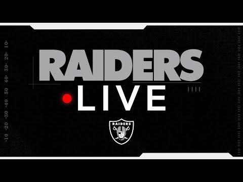 Raiders Live: Gruden, Carr Presser - 9.19.18