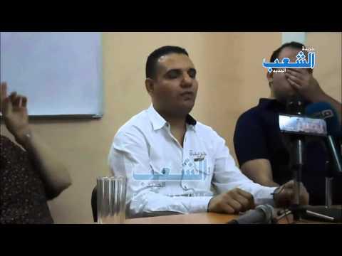 """""""خالد سعيد"""" يظهر مجدداً بسجن طرة"""