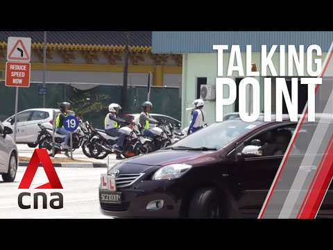 CNA | Talking Point | E22: Can higher fines stop reckless driving in Singapore?