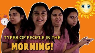 Video Types of People In The Morning | MostlySane MP3, 3GP, MP4, WEBM, AVI, FLV November 2018