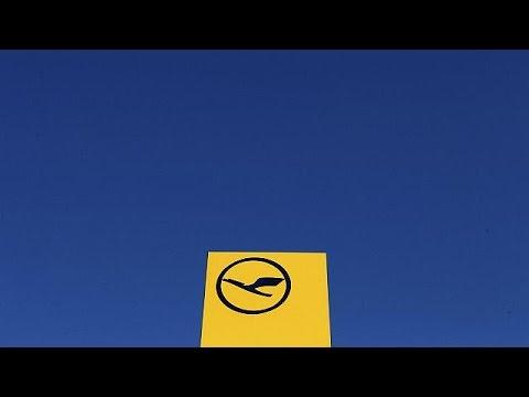 Lufthansa: Mehr als 1.700 Flüge bleiben am Boden