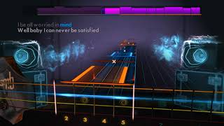Official Rocksmith 2014 Bass DLC I Can't Be Satisfied - Muddy Waters - Rocksmith 2014 - Bass - DLC Follow Me On Twitch and ...