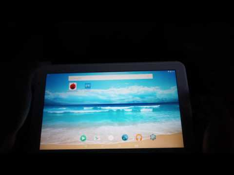 NPOLE Tablet 16G 1G IPS 10.6 Inch Android 5.1 Review