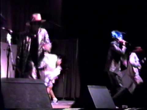 RETARTED ELF at The Battle Of The Bands, Palmer Auditorium, Austin, Tx. October 12, 1990