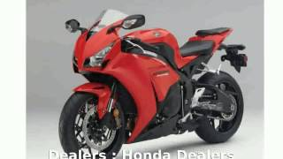 8. 2011 Honda CBR 1000RR C-ABS  Features Specs