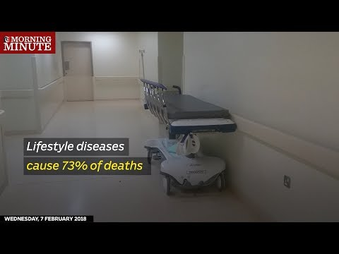 Oman's Ministry of Health is taking aim at the root cause of 72.9% of all deaths in the Sultanate.