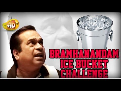 Brahmanandam Ice Bucket Challenge - Brahmi Ice Bucket Spoof Comedy