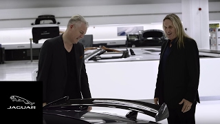 Watch as legendary British drummer Nicko McBrain takes an F-TYPE SVR road trip with Jaguar Design Studio Director Wayne Burgess. Discover Jaguar's most ...