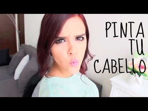 ¡PINTA TU CABELLO EN CASA COMO PROFESIONAL! (TIPS)  -Yuya