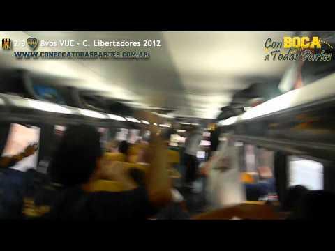 Solo le pido a Dios que se mueran todos los chilenos - La 12 - Boca Juniors