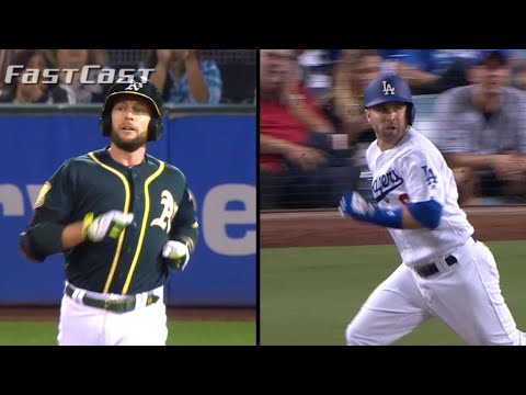 Video: MLB.com FastCast: Lowrie, Dozier to NL East - 1/10/19