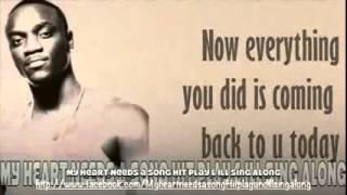 Akon videoklipp Get High