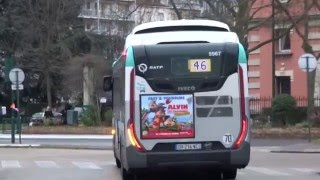 Video Passage de bus - 30 Janvier 2016 - Château de Vincennes MP3, 3GP, MP4, WEBM, AVI, FLV Agustus 2017