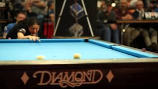 2013 Diamond Women's Open 9-Ball Championships Final
