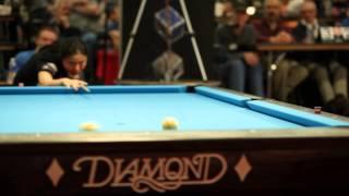 2013 Diamond Women's Open 9-Ball Championships Final