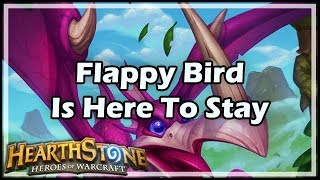 [Hearthstone] Flappy Bird Is Here To Stay