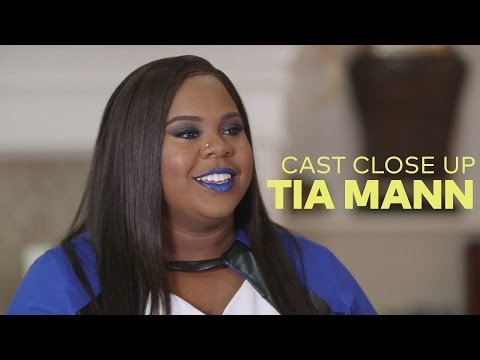Meet David Tamela Manns Daughter Tia Mann The Manns Tv One