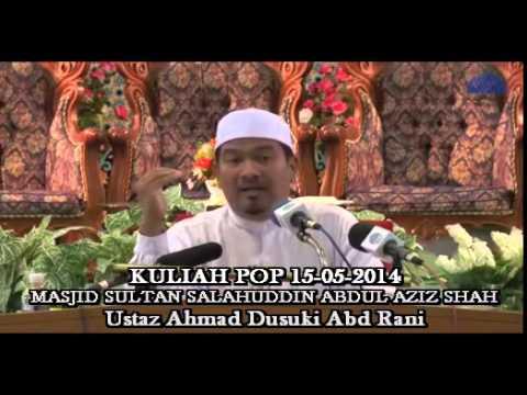 Ustaz Ahmad Dusuki Abd Rani –  Antara Kesilapan Ketika Membesarkan Anak