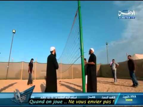Islam : Les Cheikhs Font Du Sport ! (видео)