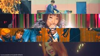 Video BTS & BLACKPINK & 2NE1 & NCT 127 - 'PLAYING WITH FIRE TRUCK' MASHUP MP3, 3GP, MP4, WEBM, AVI, FLV Februari 2018