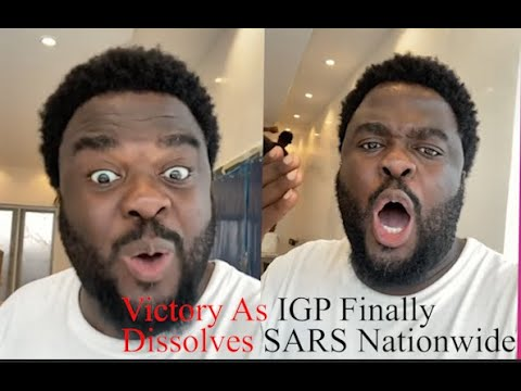 You Bloody Nonsense Politician: Actor Aremu Afolayan Blast Nigerian Government [SARS Dissolves]
