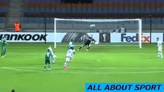 Steffen Hofmanns Tor gegen Dinamo Minsk