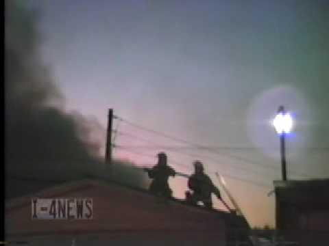 Harkness Furniture Warehouse Fire Tacoma WA