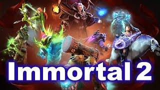 Valve chính thức ra mắt Immortal Treasure II đẹp lung linh