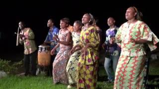Chant de Noel en Tshiluba executé par Bana Ngayime, composé par le Dr. Désiré Kanyinda.
