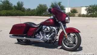 7. Used 2009 Harley Davidson Street Glide Motorcycles for sale