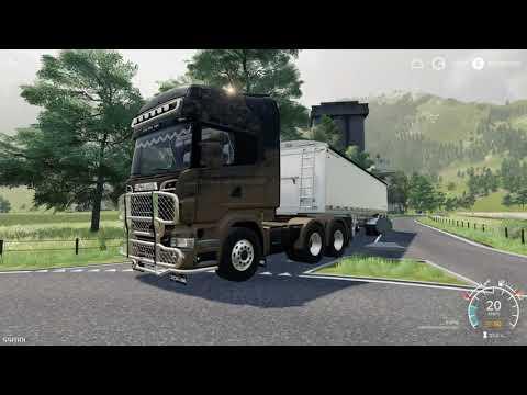 Scania R730 Semi 3 axle by Ap0lLo v1.0.0.3