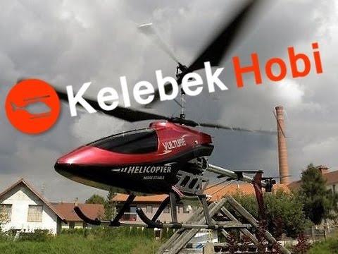 RC Helikopter   Kamera Çekimi için Süper Stabil   Outdoor Model