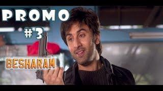 Besharam Dialogue Promo 3