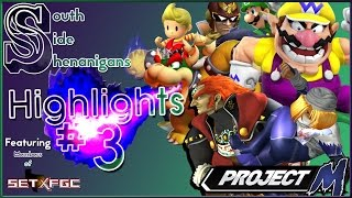 [Gameplay] South Side Shenanigans   3 – feat. Members of SETX FGC [ 2Bros Smash ]