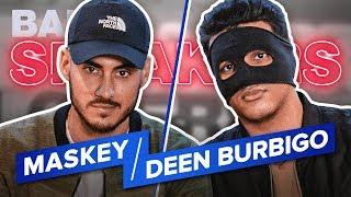 Video MASKEY & DEEN BURBIGO – Bail 2 Sneakers MP3, 3GP, MP4, WEBM, AVI, FLV September 2017